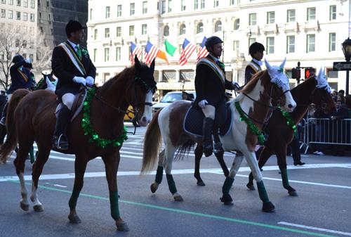 Equestrian Ladies & Gentlemen Aides