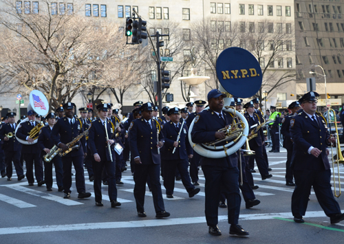 NYPD band