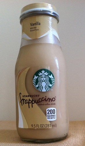 Frappuccino from Starbucks