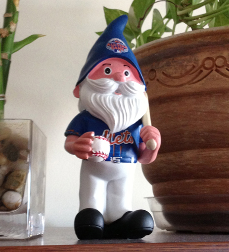 Promotional garden gnome