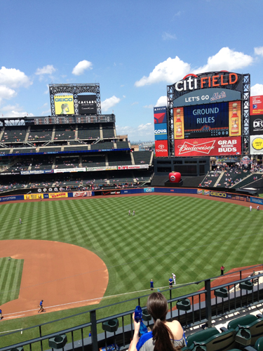 Mets vs Diamondbacks